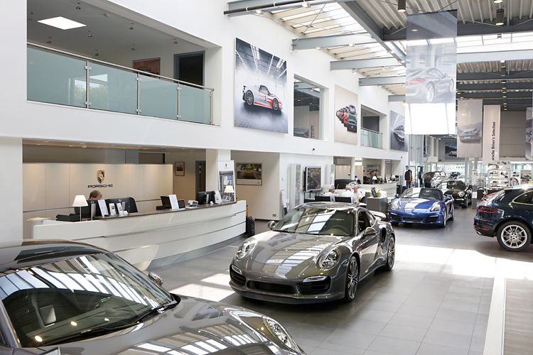 Carrera Motors Porsche Centre