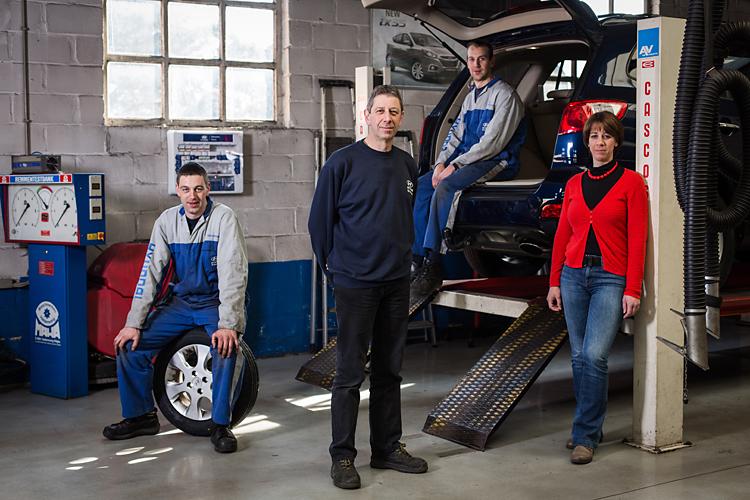 Garage Brouwers