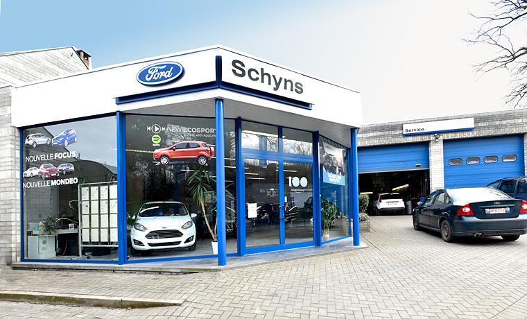 Garage Schyns Ford