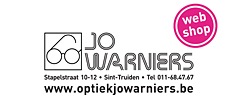 Optiek Jo Warniers Logo