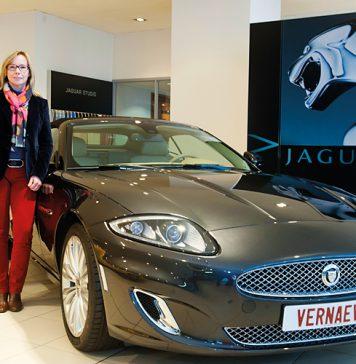 Vernaeve Jaguar en Land Rover